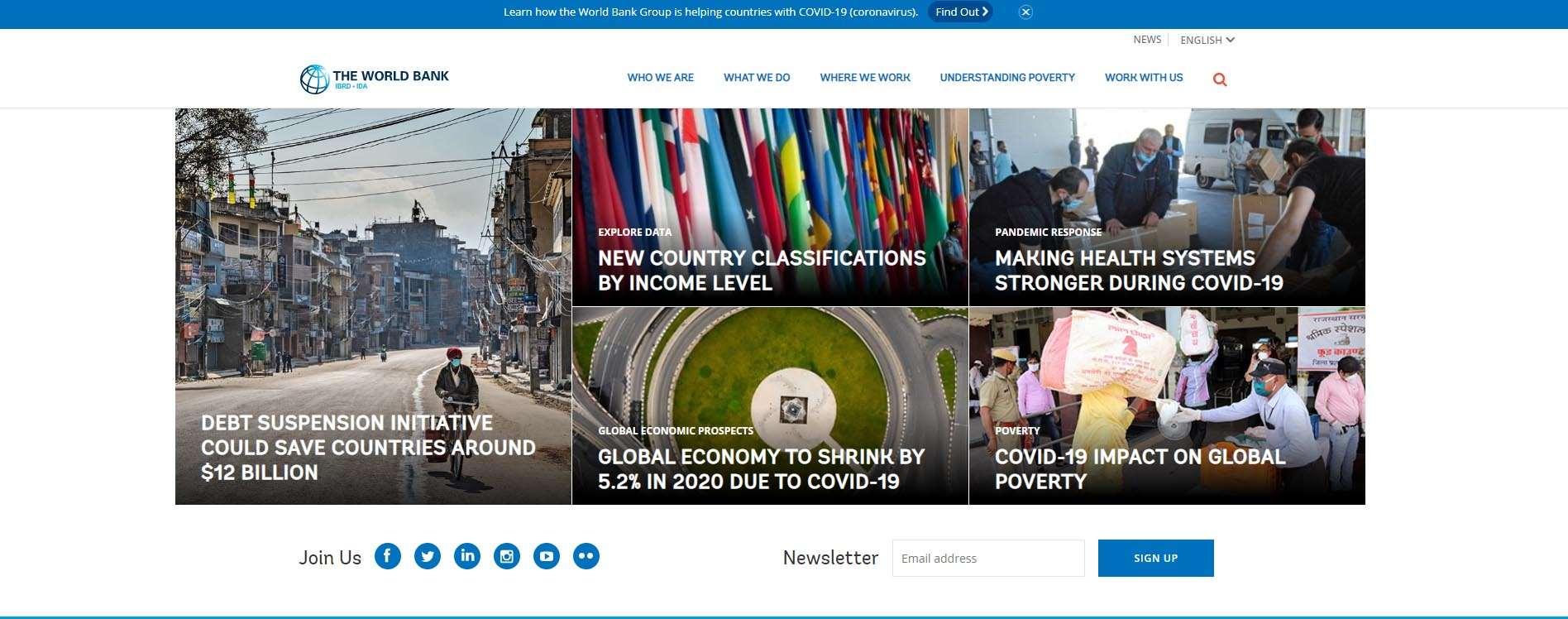 IBRD - THE WORLD BANK
