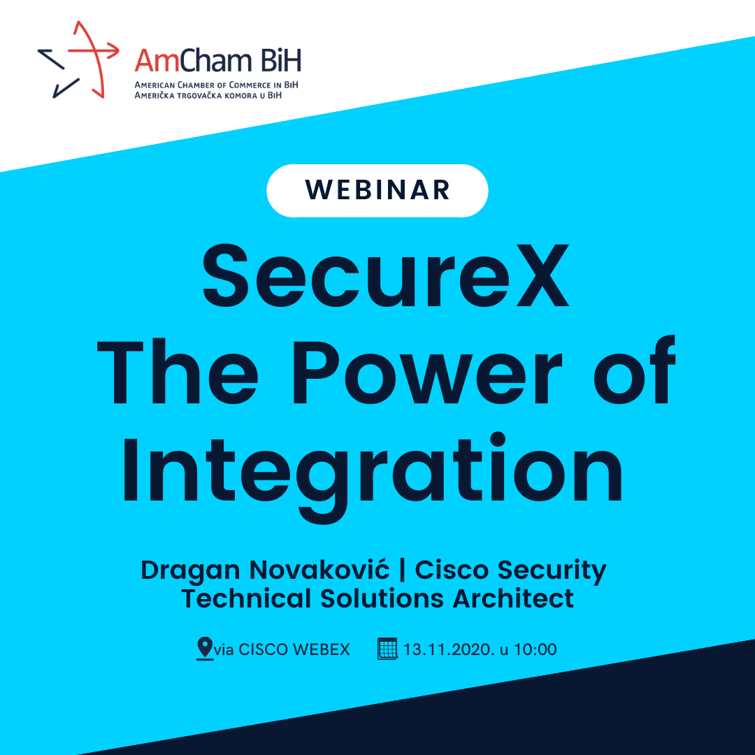 Webinar: SecureX – The Power of Integration